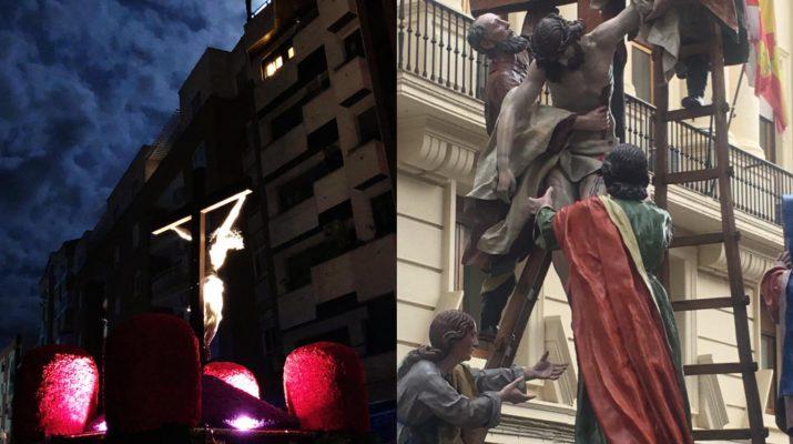 Semana Santa en Albacete y Zamora / Jesús Martínez y Alberto Hidalgo