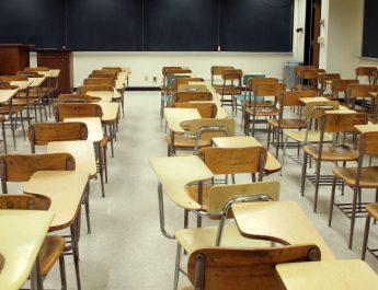Las aulas se vacían por la pandemia del coronavirus