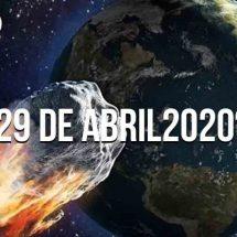 Un asteroide impacta en la Tierra