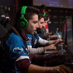 Jugador Concentrado Gamergy 2014. CC BY 2.0