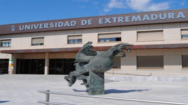 Recinto de la Universidad de Extremadura