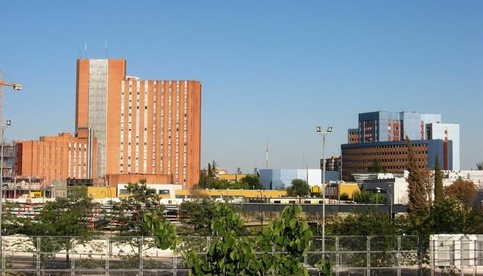 Vista Hospital 12 de Octubre