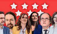 Objetivo 4 M: una campaña electoral marcada por la polarización